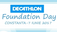 Decathlon Foundation Day 2017 la Constanta, pentru copii din centre de plasament